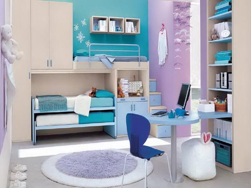 Charming fun tween bedroom ideas for girl 40