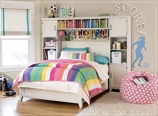Charming fun tween bedroom ideas for girl 47
