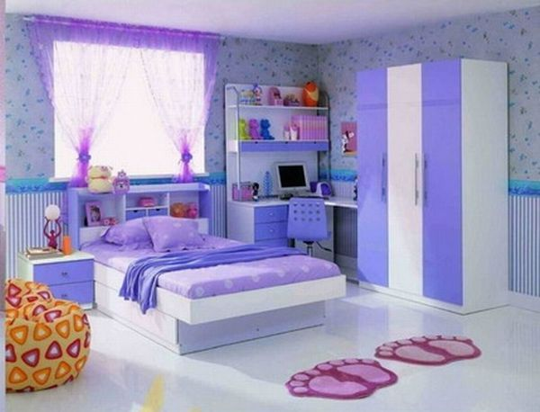 Charming fun tween bedroom ideas for girl 48