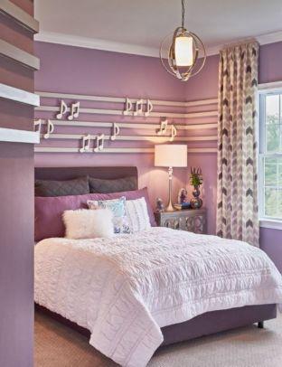 Charming fun tween bedroom ideas for girl 49