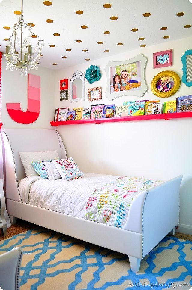 Charming fun tween bedroom ideas for girl 50