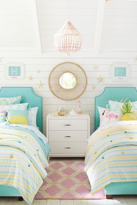 Charming fun tween bedroom ideas for girl 51