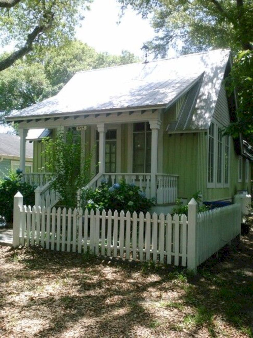 Cool small gardening ideas for tiny house 26