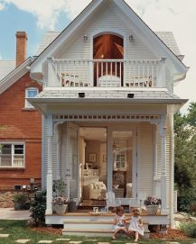 Cool small gardening ideas for tiny house 44