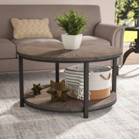 Creative coffee table design ideas for living room 14
