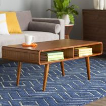 Creative coffee table design ideas for living room 35
