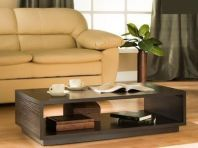 Creative coffee table design ideas for living room 45