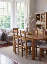 Cute dining room rug decorating ideas 36