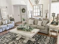 Cute french style living room for new home style 17