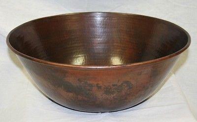 Elegant bowl less sink bathroom ideas 17