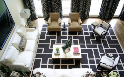 Elegant carpet pattern design ideas for 2019 05