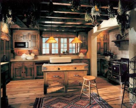 Fancy rustic italian decor ideas 01
