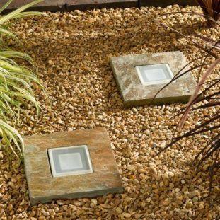 Gorgeous night yard landscape lighting design ideas 12