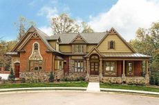 Luxurious house architecture designs inspiration ideas 05