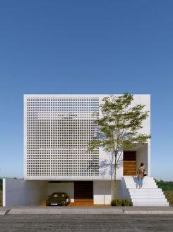Luxurious house architecture designs inspiration ideas 08
