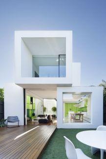 Luxurious house architecture designs inspiration ideas 27