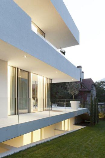 Luxurious house architecture designs inspiration ideas 36