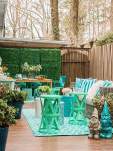 Modern small outdoor patio design decorating ideas 04