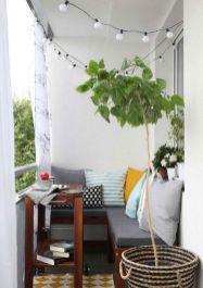 Modern small outdoor patio design decorating ideas 13
