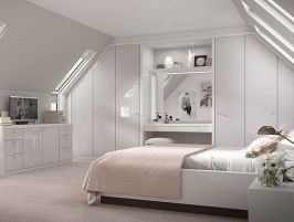 Stunning grey bedroom flooring ideas for soft room 06