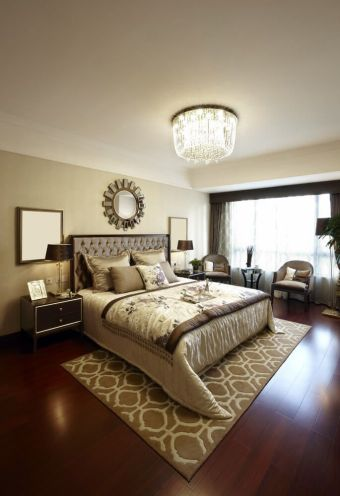 Stunning grey bedroom flooring ideas for soft room 18