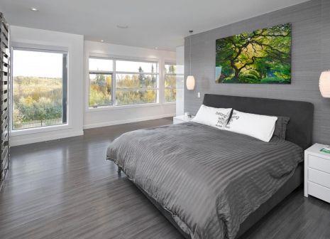 Stunning grey bedroom flooring ideas for soft room 23