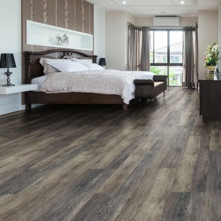Stunning grey bedroom flooring ideas for soft room 49