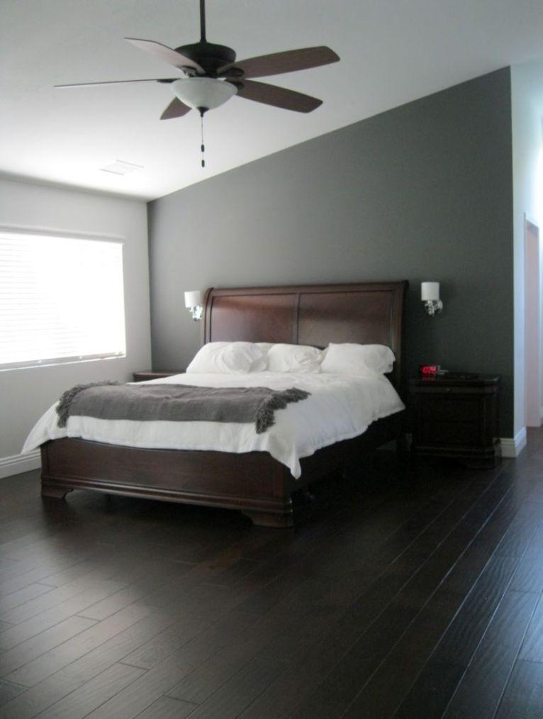 Stunning grey bedroom flooring ideas for soft room 54