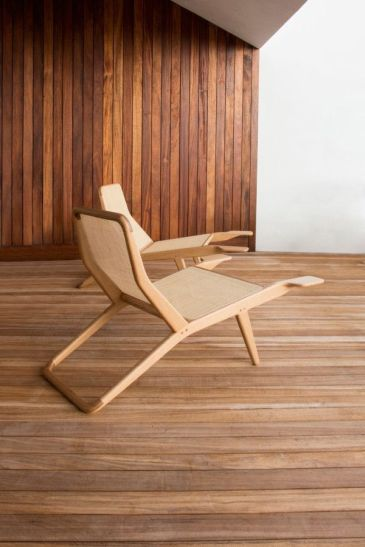 Unique bamboo sofa chair designs ideas 11