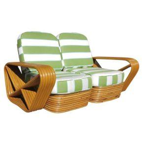Unique bamboo sofa chair designs ideas 17