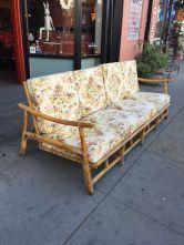 Unique bamboo sofa chair designs ideas 25