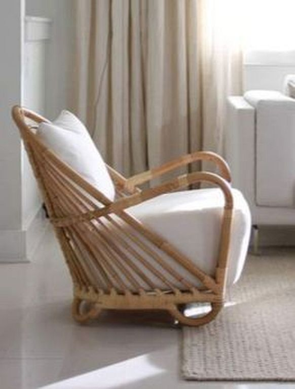 Unique bamboo sofa chair designs ideas 45