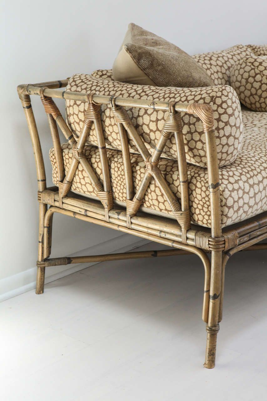 Unique bamboo sofa chair designs ideas 47