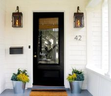 Adorable simple entryway decorating ideas for small spaces 18