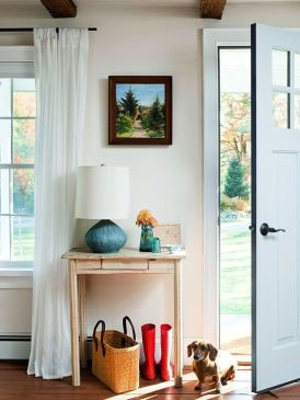 Adorable simple entryway decorating ideas for small spaces 35