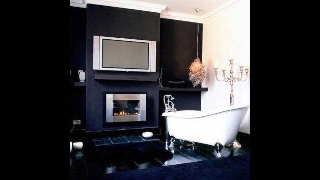 Affordable bathtub design ideas for classy bathroom 06