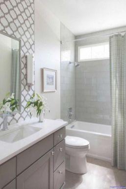 Affordable bathtub design ideas for classy bathroom 17