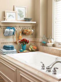 Affordable bathtub design ideas for classy bathroom 38