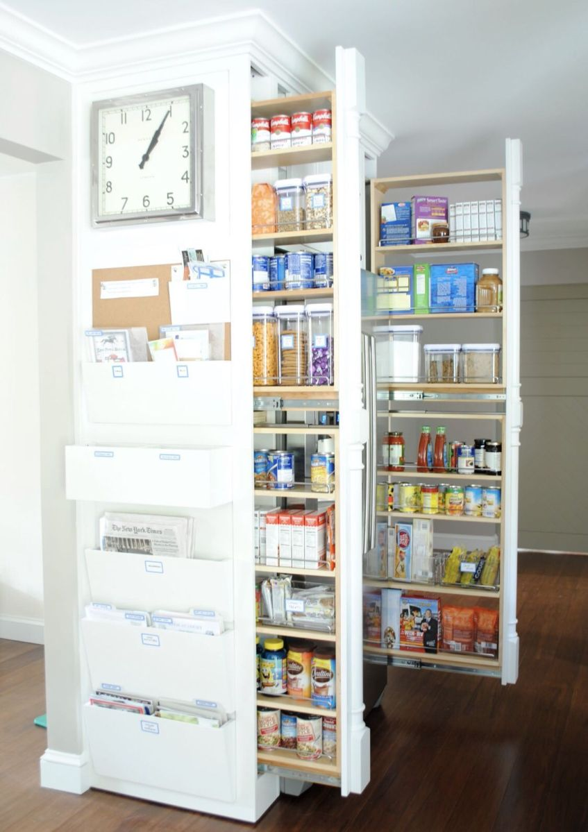 Amazing diy organized kitchen storage ideas 06