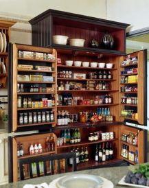 Amazing diy organized kitchen storage ideas 28