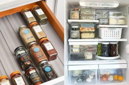 Amazing diy organized kitchen storage ideas 29