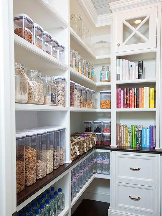 Amazing diy organized kitchen storage ideas 31
