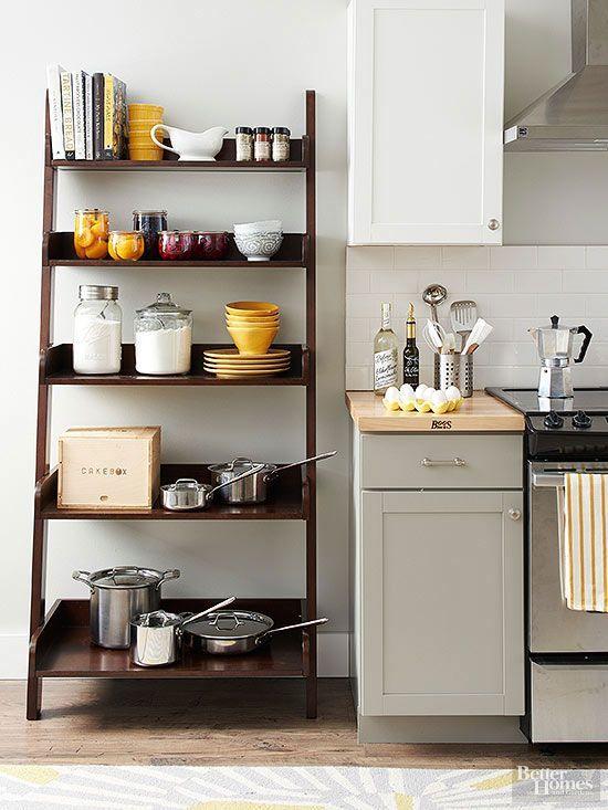 Amazing diy organized kitchen storage ideas 33