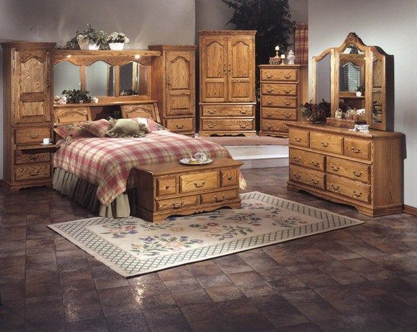 Awesome french style bedroom decor ideas 04