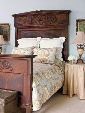 Awesome french style bedroom decor ideas 07