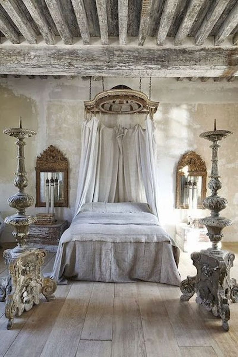 Awesome french style bedroom decor ideas 08