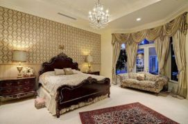 Awesome french style bedroom decor ideas 31
