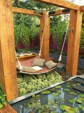 Best backyard hammock decor ideas 0846