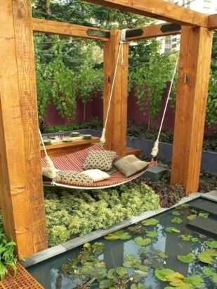 Best backyard hammock decor ideas 0846