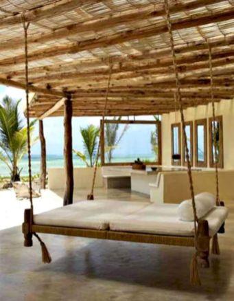 Best backyard hammock decor ideas 26